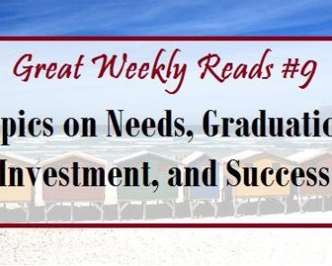Great Weekly Reads #9
