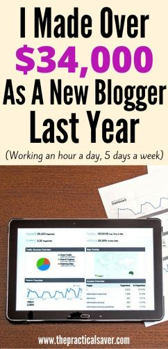 December 2016 Blog Income Report: I Made Over $34,000 Last Year