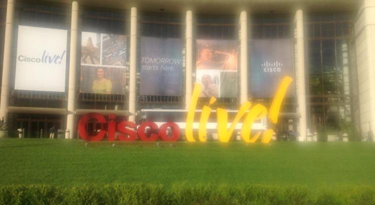 Cisco Live! 2013