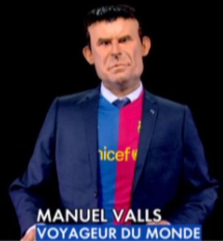 Valls aurait-il nommé ses fils conseillers…