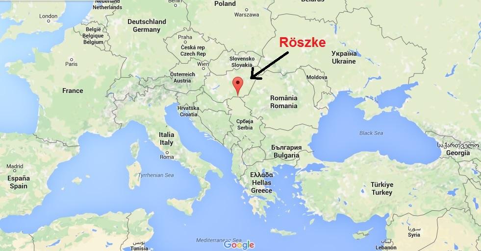 Röszke, Hongrie.