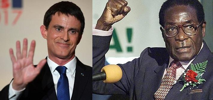 Robert Mukabé - Valls - ThePrairie.fr !