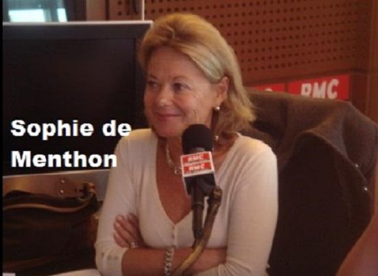 Sophie de Menthon - RMC GG - ThePrairie.fr !