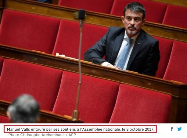 Valls et ses soutiens - Libération - ThePrairie.fr !