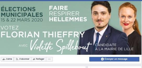 Faire respirer Hellemmes - Facebook