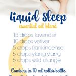 8 Essential Oils For Sleep