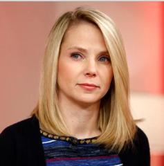 New Yahoo CEO, Marissa Mayer