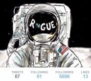 Rogue NASA Twitter acount