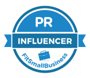 FitSmallBusiness 2018 PR Influencer