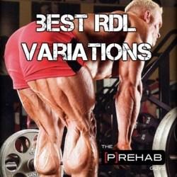 romanian deadlift RDL variations