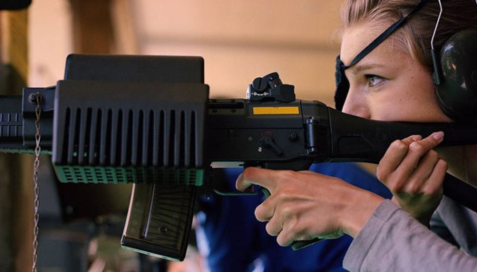 10 Tips for taking a Woman to the Range