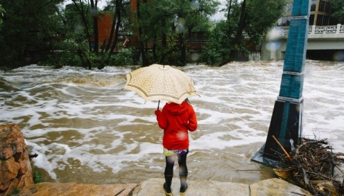 Prepared? Could your family have survived the Colorado floods?
