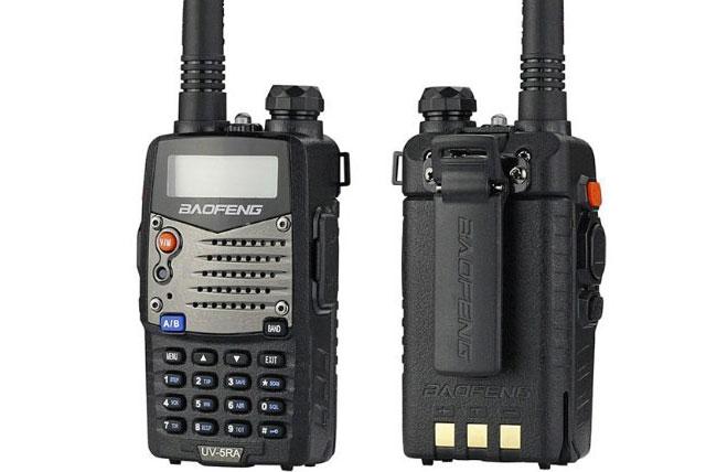 Baofeng UV-5RA Ham Two Way Radio