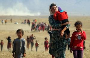 YazidisFleeingAugust112014ReutersViaTimeMag
