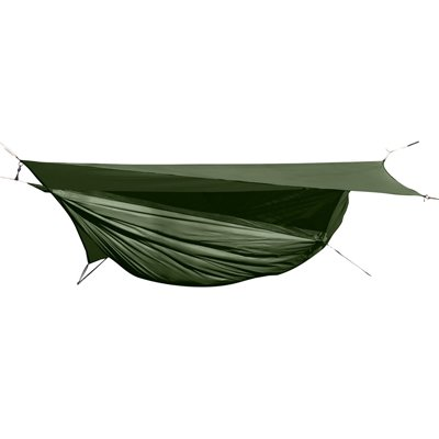 Hammocks make a great solution for sleeping outdoors and they can really lighten your bug out bag.