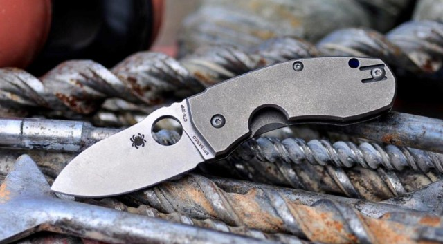 Spyderco makes high quality knives at very reasonable prices.