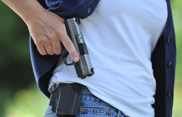 concealed carry in the work place List of pros and cons of concealed carry concealed carry is defined as having a weapon on your person, in a place that is not visible to the outside observer.