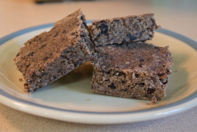 Pemmican is a great travel food that will store well for months in just paper, a full year if kept cool.