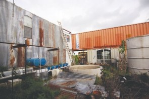 Shipping Containers for Preppers - The Prepper Journal on preppers bug out vehicle, preppers container houses, doomsday bunker construction plans, preppers in houston texas, survival bunker plans,