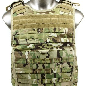 Condor XL Plate Carrier in Multicam