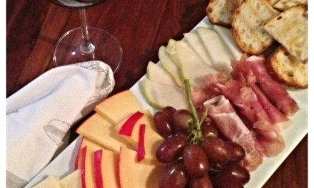 Styling Your Cheese Tray