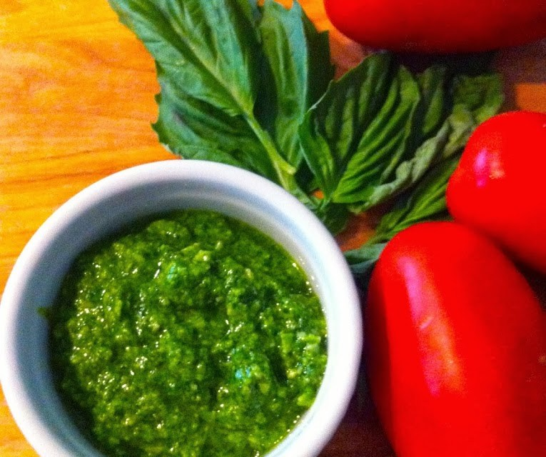 North End Italian Pesto Sauce