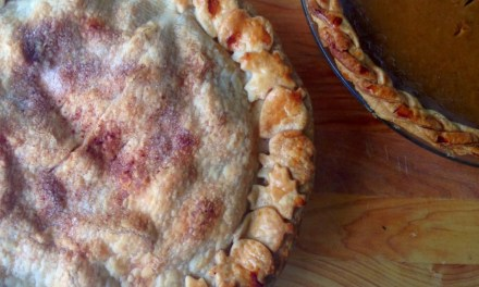 Grandma's Farmhouse Apple Pie