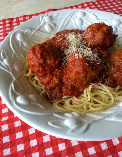 Real Meatballs and Spaghetti, Barefoot Contessa