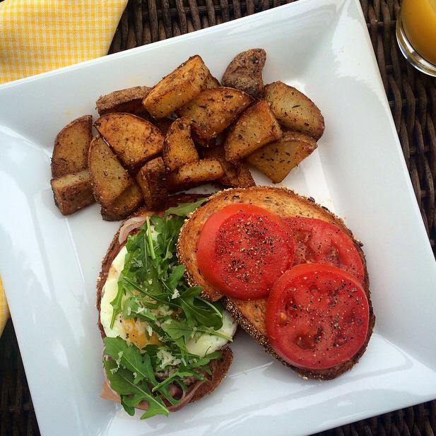 All-Star Breakfast Sandwich
