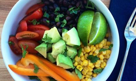 Mexican Vegan Grain Bowl
