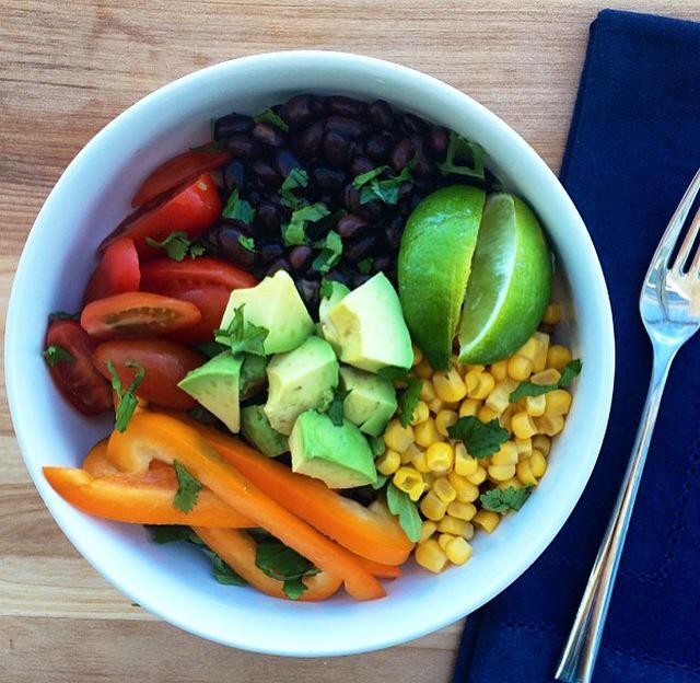 Mexican Vegan Grain Bowl
