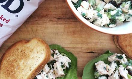 Nantucket Chicken Salad