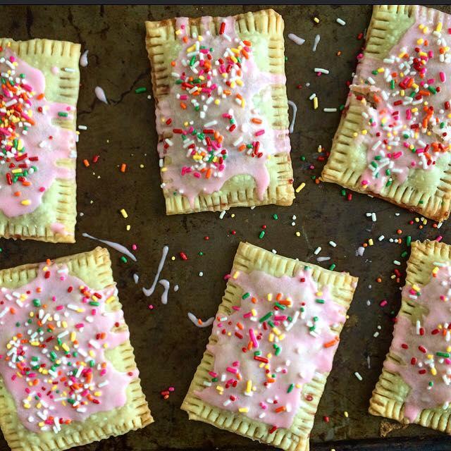 Strawberry Pop Tarts
