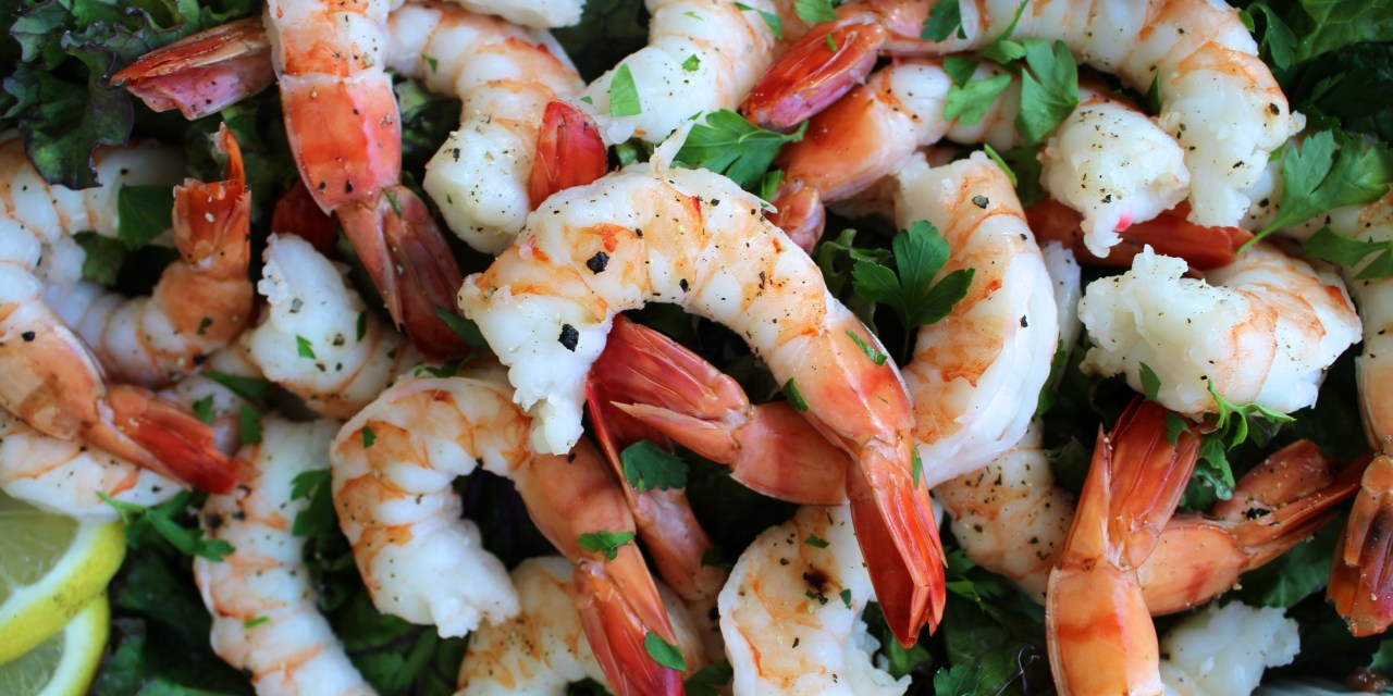 Roasted Shrimp Cocktail