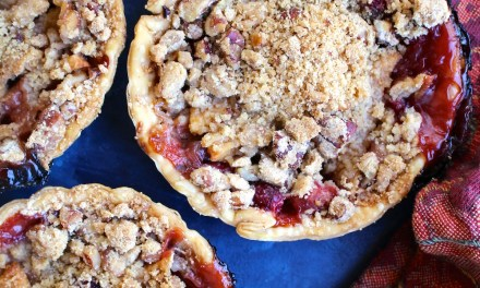 Nantucket Cranberry Apple Pie