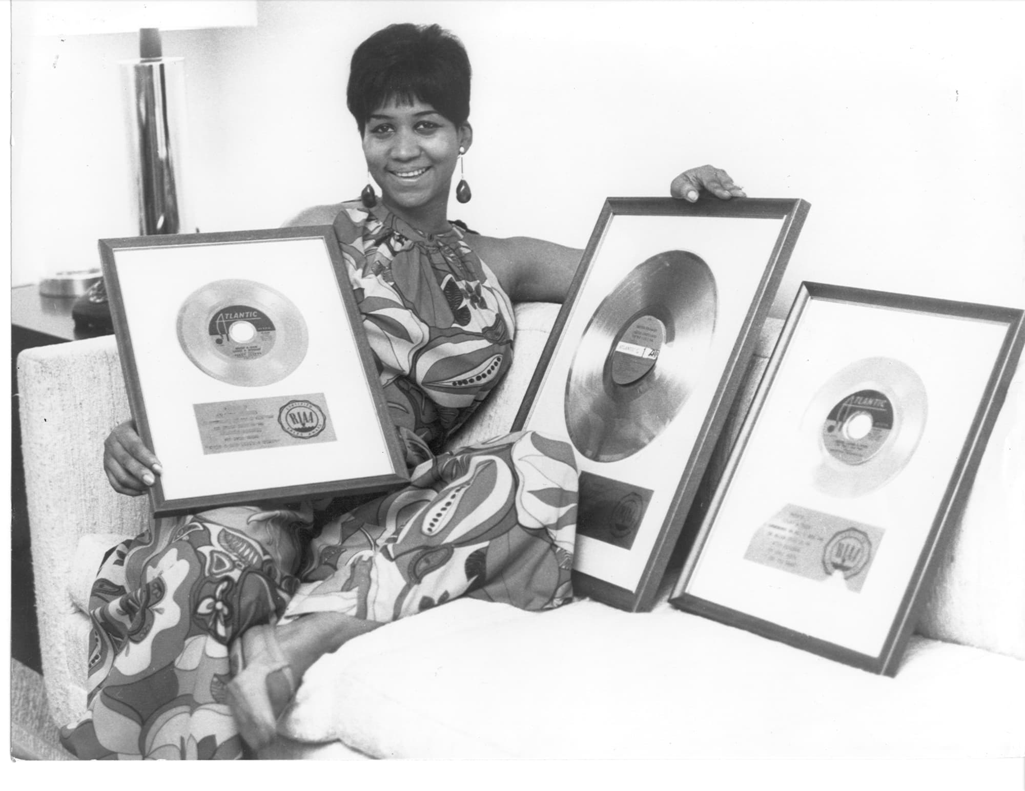 aretha-franklin-awards
