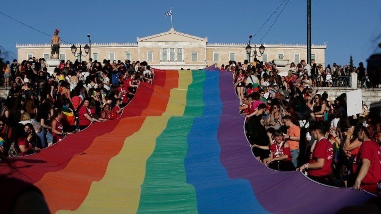 Αφιερωμένο στον Ζακ Κωστόπουλο το Athens Pride 2019