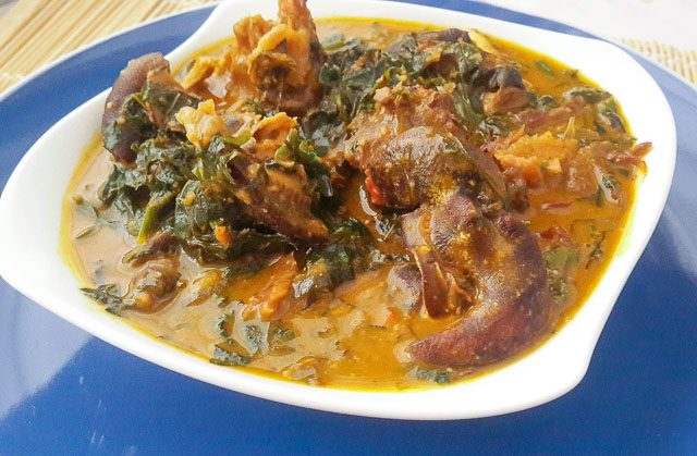 Luxuriant and authentic Ofe Owerri