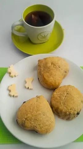 soft, flaky, tender newfoundland tea buns
