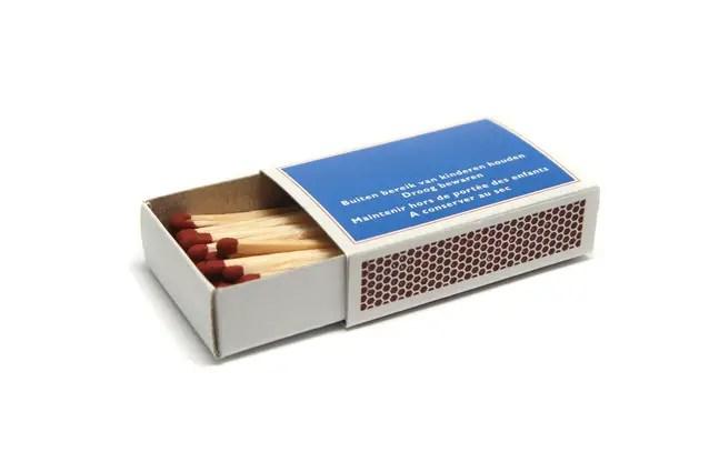 matches-kitchen safety tips