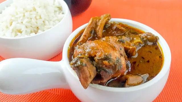 Ofe Akwu, Palm nut soup, Banga soup