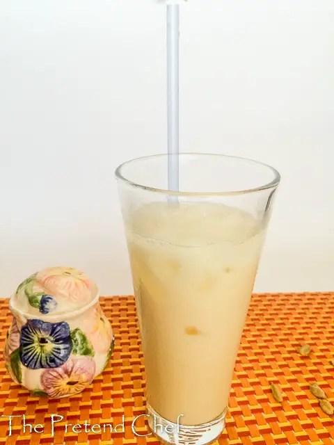 Flavourful pina colada