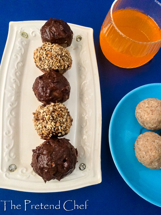 Tigernut Energy Balls