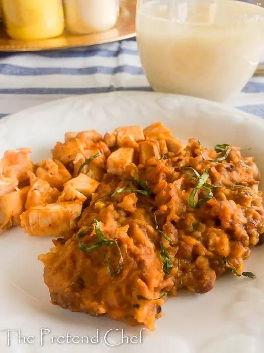 tasty Nigerian Refried beans
