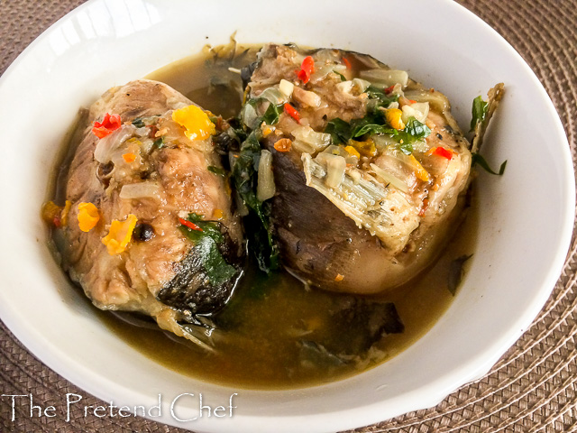 Best hot and spicyed catfish pepper soup (Point and kill)