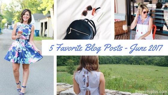 Sharing my 5 favorite blog posts from June on thehellip
