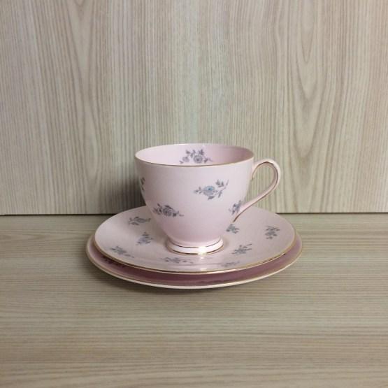 teacup trio set hire