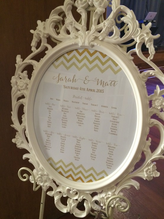 oval seating chart hire