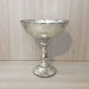 silver mercury glass vase hire auckland new zealand