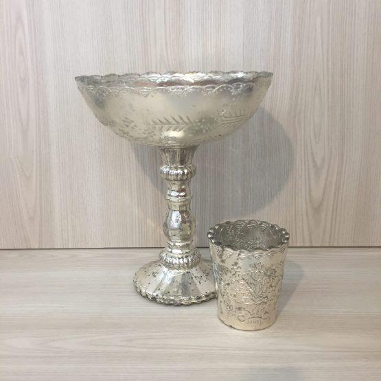 mercury glass vase hire auckland new zealand